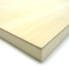 木製パネル シナベニヤパネル M12 (606×410mm) 厚み24mm