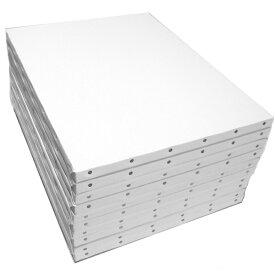 ゆめ画材 限定 張りキャンバス F10号 530×455mm 麻100% 中目 油彩・アクリル兼用 桐木枠 10枚パック キャッシュレス 5%還元対象