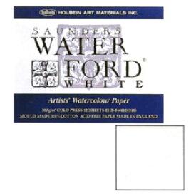 WATERFORD ウォーターフォード水彩紙 ホワイト・ブロック EHB-F4