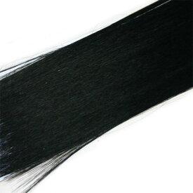 ウィッグヘアー (毛束) 100g ブラック