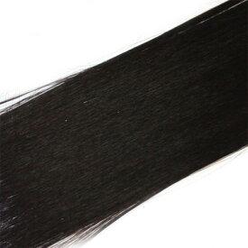 ウィッグヘアー (毛束) 100g ナチュラルブラック