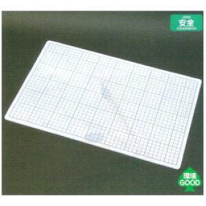 SN カッター用マット オレフィン 厚口 ライトグレー (3mm厚)