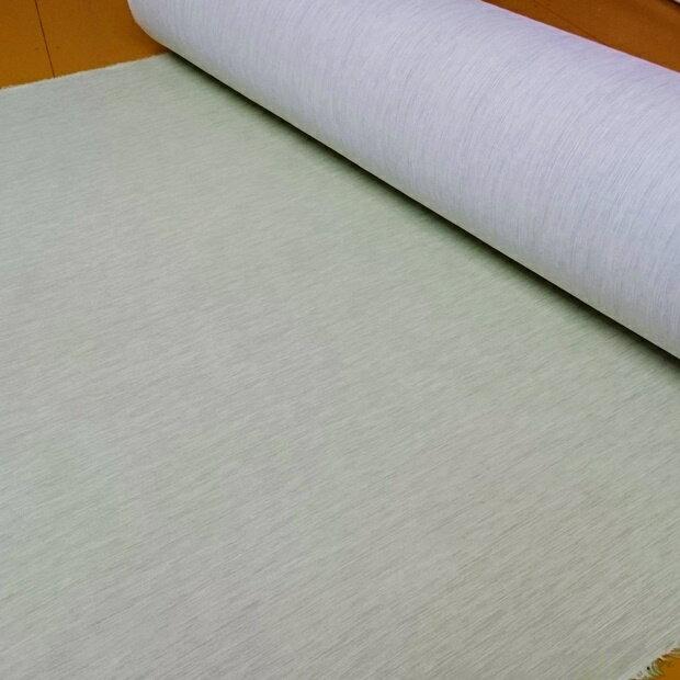 高島ちぢみ 生地カット売り 巾114センチ×100センチ 日本製 グリーン 地域ブランド シボ 凸凹