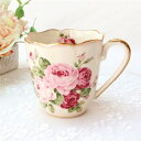 マグカップ 北欧 おしゃれ 可愛い 大きい 薔薇雑貨姫系 花柄 ボタニカル かわいい 母の日ギフト