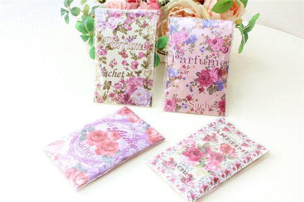 薔薇雑貨 サシェ袋 香袋 アロマ ローズの香り バラ 花柄 おしゃれ かわいい ローズ 薔薇雑貨姫系 花柄 ボタニカル バラ 雑貨 花柄 かわいい 母の日ギフト