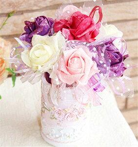 ボールペン ギフト ピンクローズ バラ 花柄 おしゃれ かわいい ローズ 薔薇雑貨姫系 花柄 ボタニカル バラ 雑貨 花柄 かわいい 母の日ギフト