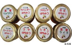 【お試し】【送料無料 はちみつ】世界の蜂蜜ミニセット35g×8【宇和養蜂】【smtb-kd】