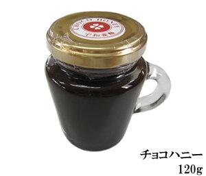 チョコレートハニー120g【送料無料 はちみつ】【宇和養蜂】