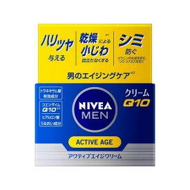 《花王》 ニベアメン アクティブエイジクリーム 無香料 50g (クリーム) 【医薬部外品】