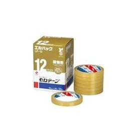 (業務用2セット)ニチバン セロテープ Lパック LP-12 12mm×35m 12巻