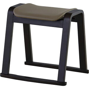 法事スツール イス バーチェア 椅子 カウンターチェア 木製 BC-1050LBE ベージュ 【仏事・法事・仏具・冠婚葬祭】
