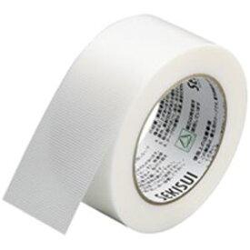 (業務用5セット)セキスイ 養生用テープフィットライト738 幅50mm×長さ50m 半透