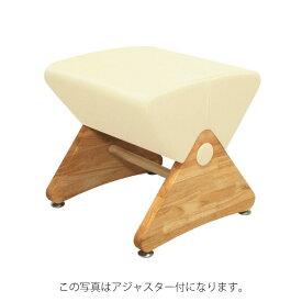 デザイナーズスツール イス バーチェア 椅子 カウンターチェア キャスター付 移動可能 車輪付き き クリア(ビニールレザー:アイボリー/ナイロン)【Mona.Dee】モナディー WAS01SC 乳白色