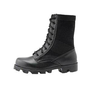 米軍 ジャングルブーツレプリカ ブラック 10W(29.0-29.5cm) 黒