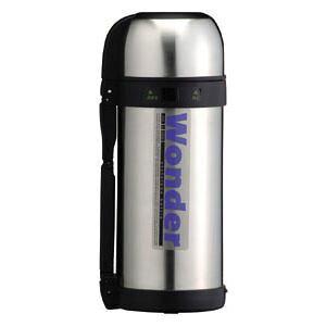 ワンダーボトル/水筒 【1.5L】 保温・保冷 コップタイプ 大容量 大型 サイズ ステンレス真空断熱構造