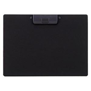 (業務用50セット) LIHITLAB クリップボード 捺印対応 A-2985-24 A4S 黒