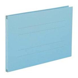 (まとめ) のび-るファイル エスヤード 紙表紙(背幅17-97mm) AE-51F-10 ブルー 1冊入 【×10セット】 青