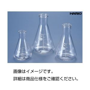 (まとめ)三角フラスコ(HARIO)100ml【×5セット】