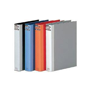 (まとめ) マルマン ダブロックファイル B5タテ 26穴 250枚収容 背幅44mm ブルー F679R-02 1冊 【×5セット】 青