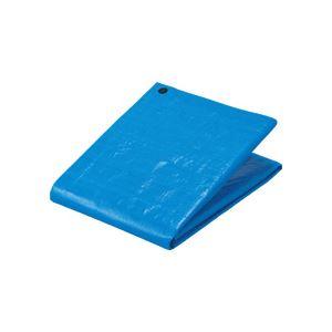 (まとめ) TANOSEE ブルーシート#3000 プラハトメ 3600×5400mm 1枚 【×2セット】