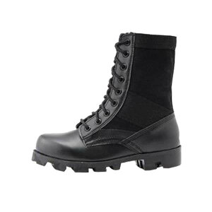 米軍 ジャングルブーツレプリカ ブラック 6W(25.0-25.5cm) 黒