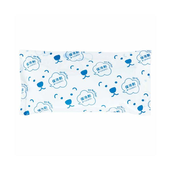 (まとめ) TANOSEE 保冷剤 100g 1パック(120個) 【×2セット】