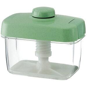 【18セット】 漬物容器/漬物用品 【S-16 グリーン】 ハイペット 〔キッチン 台所 用品 家庭用品 手づくり〕 緑