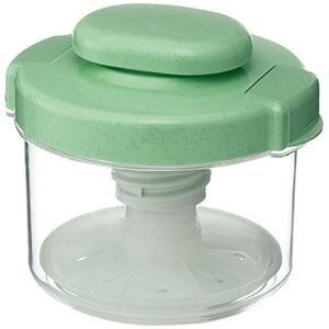【18セット】 漬物容器/漬物用品 【R-10 グリーン】 ハイペット 〔キッチン 台所 用品 家庭用品 手づくり〕 緑