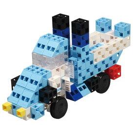 (まとめ) Artecブロック/カラーブロック 【BLUE RACER】 100pcs ABS製 【×5セット】