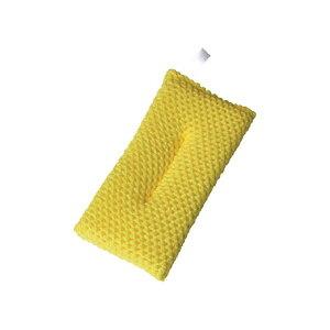 (まとめ)アイセン アクリルネットクリーナー イエロー YK003 1個【×20セット】 黄