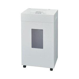 パーソナルシュレッダー ダストレス A4 マイクロカット NPS-MDL01W 1台