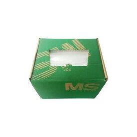 (まとめ)明光商会 シュレッダー用ゴミ袋MSパック Mサイズ 紐付 1箱(200枚)【×3セット】