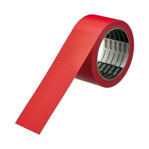 (まとめ) 古藤工業 養生テープNo.822 50mm×25m レッド【×10セット】 赤
