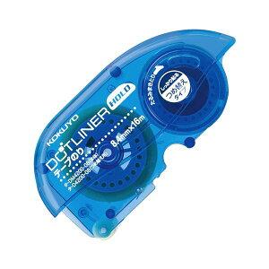 (まとめ) コクヨ テープのり ドットライナーホールド つめ替え用 8.4mm×16m タ-D4200-08 1個 【×30セット】