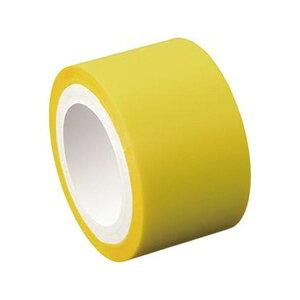 (まとめ)ヤマト メモック ロールテープフィルムタイプ つめかえ用 25mm幅 イエロー RF-25H-7N 1巻【×50セット】 黄