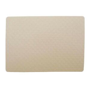 オーエ カラーマット ハーフ アイボリー 74846(クッションマット) 乳白色