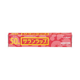 (まとめ) 旭化成ホームプロダクツ サランラップ ミニ 22cm 50m【×10セット】