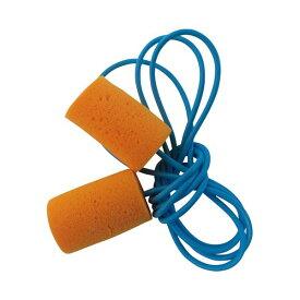 (まとめ)ミドリ安全 耳栓デシダンプひも付2組入り【×10セット】