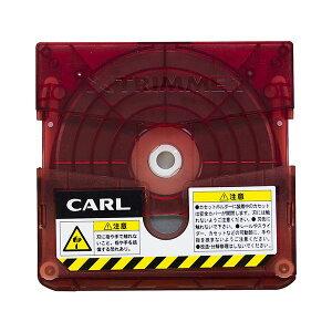 (まとめ) カール事務器 トリマー替刃 直線TRC-600 1個 【×10セット】