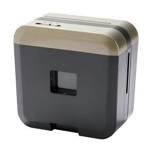 アコ・ブランズ マイクロカットシュレッダA25M A4 マイクロクロスカット ゴールド/ ブラック GSHA25M-G 1台 黒