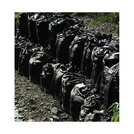 (まとめ)萩原工業 J-bag301-Black(×5セット)