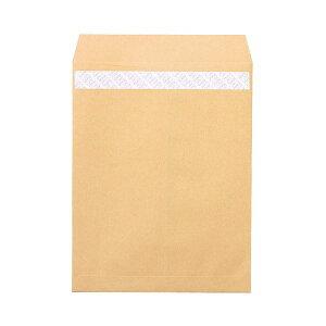 (まとめ)ピース R40再生紙クラフト封筒テープのり付 角3 85g/m2 業務用パック 679 1箱(500枚)【×3セット】