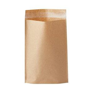 (まとめ)今村紙工 宅配袋 封かんテープ付 小 外寸280×400mm 底ガゼット40mm CTF280-40 1パック(100枚) 【×5セット】