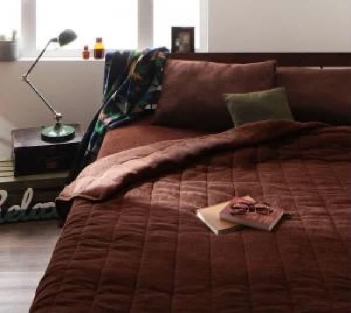 20色から選べる!365日気持ちいい!コットンタオル ケット・パッド キルトケット・ベッド用ボックスシーツセット (寝具幅サイズ ダブル)(カラー ミルキーイエロー) イエロー 黄