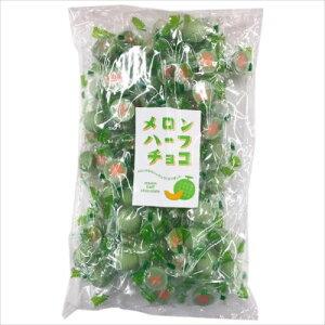 メロンハーフチョコ 500g×12袋 B-4  【abt-1420469】【APIs】