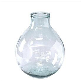 SPICE VALENCIA リサイクルガラスフラワーベース TRES クリア VGGN1030  【abt-1426920】【APIs】