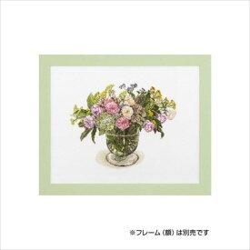 刺繍キット Fujico Collection イングリッシュローズと初夏の花々 681  【abt-1493855】【APIs】