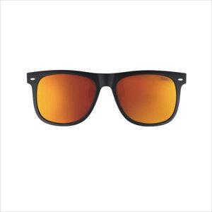冒険王(Boken-Oh) サングラス アルゴスグレイ(クリップオン&眼鏡対応型) AG-1D マットブラック  【abt-1250034】【APIs】