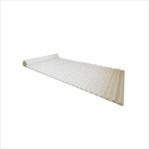 イージーウェーブ風呂フタ 90×160cm用 ホワイト  【abt-4402o】【APIs】