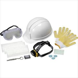 ヘルメット防災セット ABO-60  【abt-8571bc】【APIs】